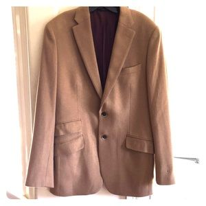 Banana Republic tailored fit wool blazer